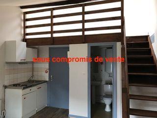 Appartement AIXE SUR VIENNE 25 m² ()