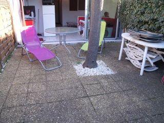 Appartement en rez-de-jardin LE CAP D'AGDE 28 m² ()
