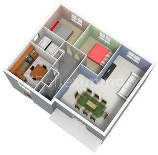 Maison individuelle MAZAYE 135 m² ()