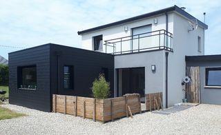 Maison individuelle CLEDER 135 m² ()