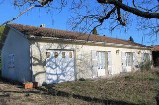 Maison plain-pied SAINT SULPICE DE COGNAC 106 m² ()