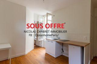 Appartement PARIS 20EME arr 23 m² ()