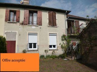 Maison GUEUGNON 79 m² ()