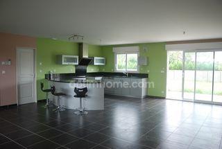 Maison contemporaine LE NEUBOURG 128 m² ()