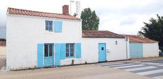 Maison en pierre GRUES 80 m² ()