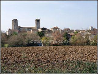 Terrain constructible LA ROMIEU  ()