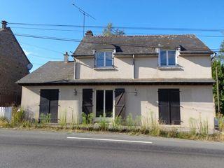 Maison en pierre LA BAZOUGE DU DESERT 113 m² ()