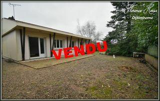 Maison individuelle SANVIGNES LES MINES 75 m² ()