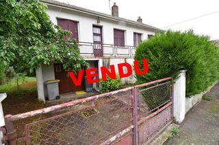 Maison à rénover SAINT VALLIER 96 m² ()
