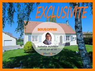 Maison de caractère VERNEUIL SUR AVRE 113 m² ()