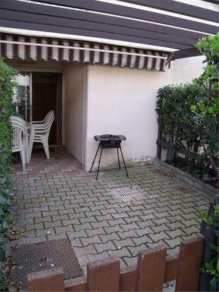 Appartement en rez-de-jardin LE CAP D'AGDE 22 m² ()