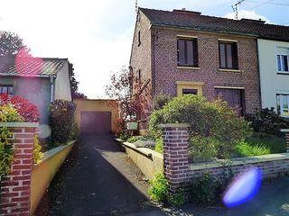 Maison en résidence BIACHE SAINT VAAST 100 m² ()