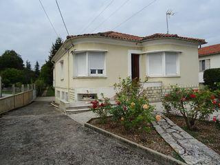 Maison individuelle MAGNAC SUR TOUVRE 83 m² ()
