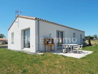 Maison plain-pied GRAND LANDES 61 m² ()