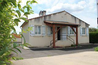 Maison de ville CHATEAUBERNARD 76 m² ()