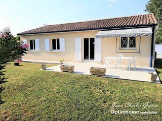 Maison contemporaine CREON 91 m² ()