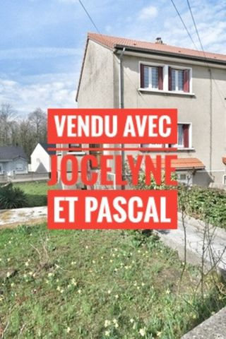 Maison mitoyenne HAUCOURT MOULAINE 81 m² ()