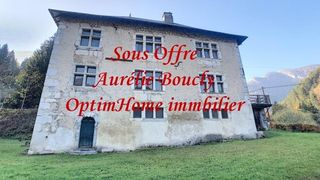 Maison de caractère SAINT PIERRE DE CHARTREUSE 211 m² ()