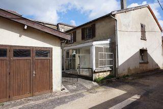 Maison à rénover TREMONT SUR SAULX 110 m² ()