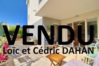 Appartement en rez-de-jardin MARSEILLE 13EME arr 59 m² ()