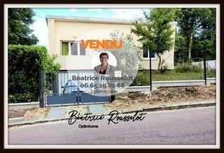 Maison plain-pied BOIS LE ROI 59 m² ()