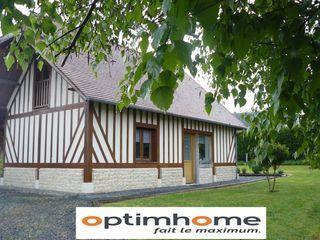 Maison de caractère PONT AUDEMER 54 m² ()