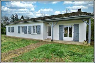 Maison individuelle SCORBE CLAIRVAUX 150 m² ()