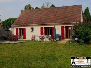 Maison plain-pied NOGENT LE ROI 90 m² ()