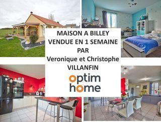 Maison plain-pied AUXONNE 93 m² ()