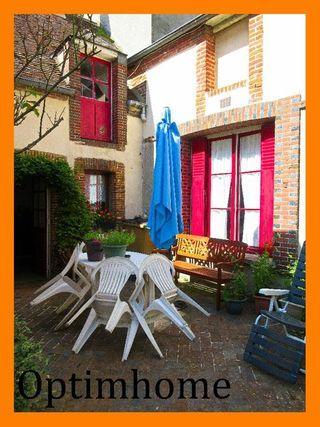 Maison de ville VERNEUIL SUR AVRE 217 m² ()