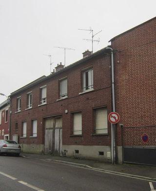 Appartement à rénover AMIENS 34 m² ()