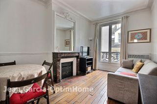 Appartement bourgeois PARIS 5EME arr 35 m² ()