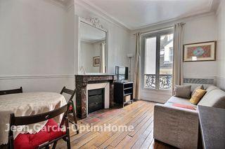 Appartement bourgeois PARIS 5EME arr 35 m² ()