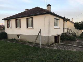 Maison CONDE SUR VESGRE 61 m² ()