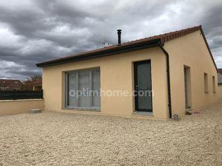 Maison plain-pied SAINT DIZIER 90 m² ()