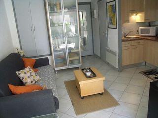Appartement en rez-de-jardin LE CAP D'AGDE 26 m² ()