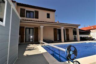 Maison contemporaine SALEILLES 111 m² ()