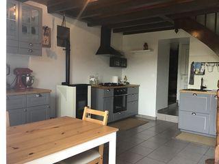 Maison en pierre HAUTEVILLE LOMPNES 77 m² ()