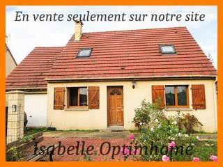 Maison individuelle VERNEUIL SUR AVRE 115 m² ()