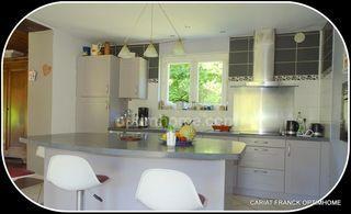 Maison en pierre SAINT ETIENNE DE FURSAC 158 m² ()