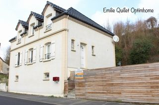 Maison contemporaine SAINT LEGER LES DOMART 124 m² ()