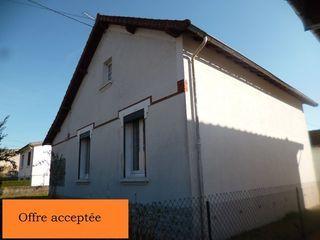 Maison individuelle GUEUGNON 63 m² ()