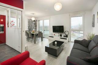 Appartement bio-climatique CESSON SEVIGNE 81 m² ()