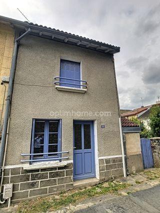 Maison CHATEAUPONSAC 40 m² ()
