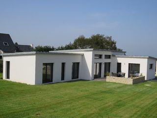 Maison contemporaine PLOUZEVEDE 130 m² ()
