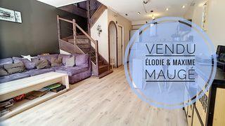 Maison VILLETTE DE VIENNE 86 m² ()