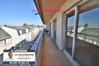 Appartement ancien CHARTRES 47 m² ()