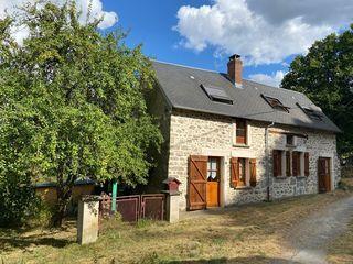 Maison de village BUSSIERE DUNOISE 98 m² ()