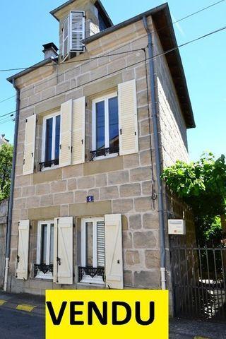 Maison de ville BRIVE LA GAILLARDE 67 m² ()