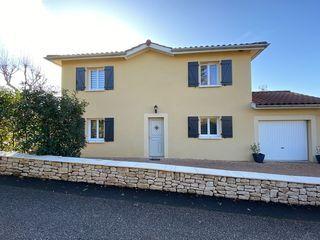 Maison individuelle SAINT GERMAIN SUR L'ARBRESLE 91 m² ()